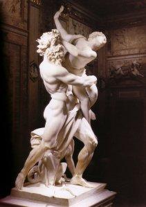 Pluto abducting Persephone